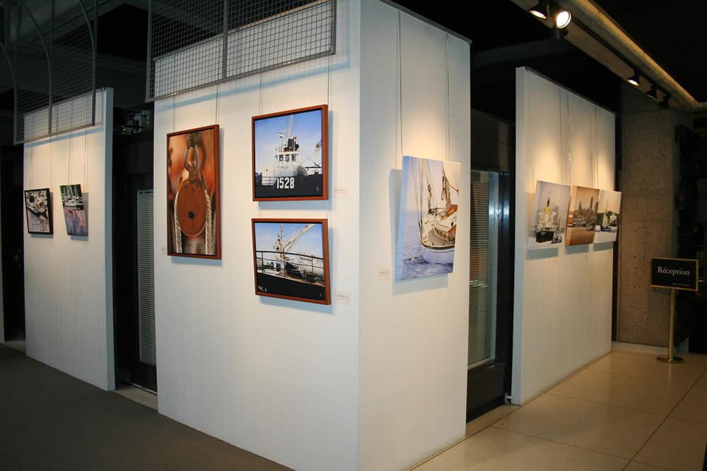 Expo de Lo au Grand Théâtre de Québec